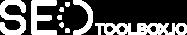 SEOtoolbox.io White Logo